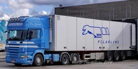 Polarline kuljetuspalvelu Pohjoismaat